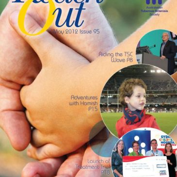 Reach Out May 2012 Cover