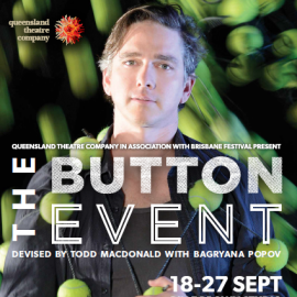 The Button Event, poster